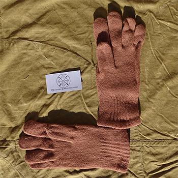 Перчатки шерстяные СССР Размер 10